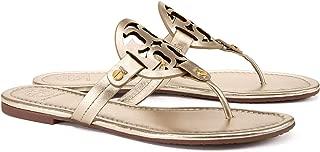 Best gold flat thong sandals Reviews