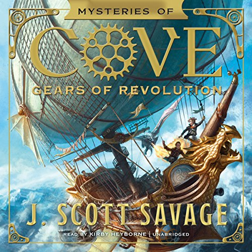 Gears of Revolution audiobook cover art