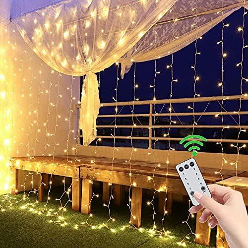 Top 10 Best outdoor curtain lights