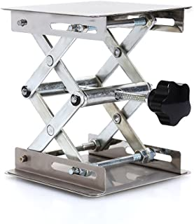 """4 x 4 """"científico Plataforma elevadora de laborator"""