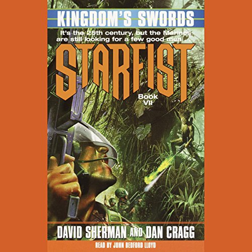 Starfist: Kingdom's Swords audiobook cover art