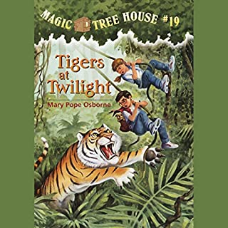 Tigers at Twilight cover art