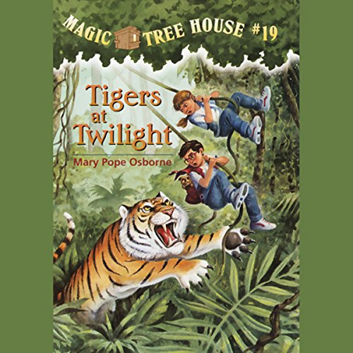 Magic Tree House, Book 19 audiobook cover art