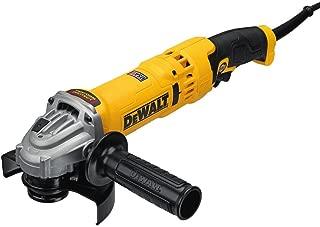 DEWALT Angle Grinder Tool, 4-1/2-Inch to 5-Inch, Trigger Switch (DWE43113)