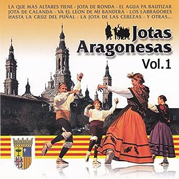 Jotas Aragonesas, Vol. 1