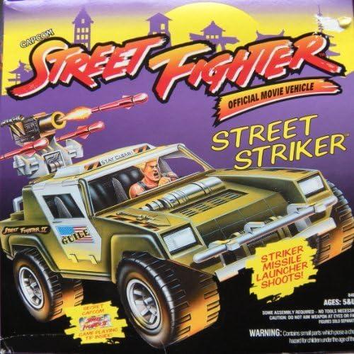 orden ahora disfrutar de gran descuento Street Fighter - - - Official Movie Vehicle, Street Striker by Capcom  mas barato