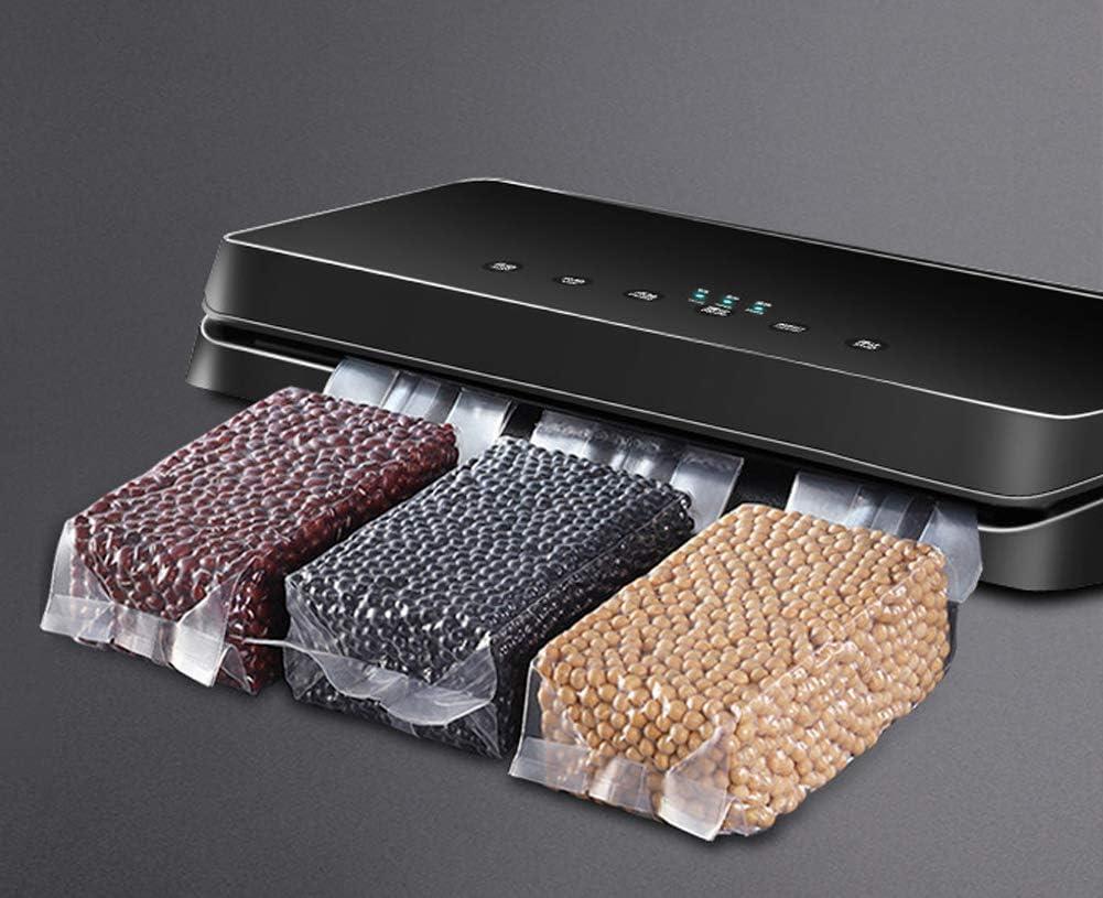 JXBH Scellant Automatique de Nourriture de Machine de cachetage de Vide Machine d'emballage de ménage de Machine de cachetage en Plastique (D) C