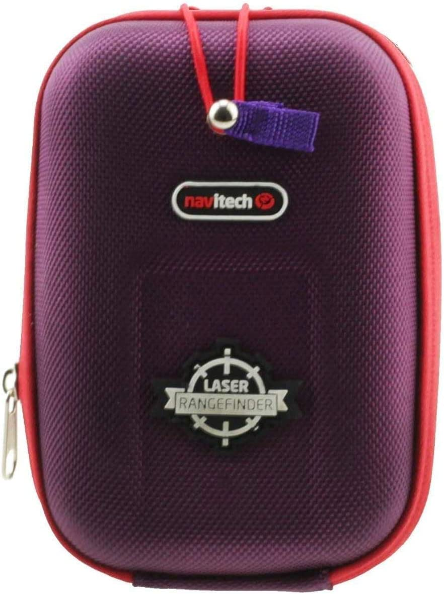 Navitech Purple EVA Rangefinder Hard Carabiner C Cover Case famous with Max 77% OFF
