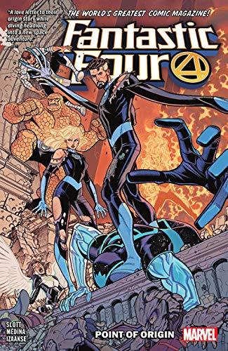 Fantastic Four Vol. 5: Point Of Origin (Fantastic Four (2018-)) (English Edition)