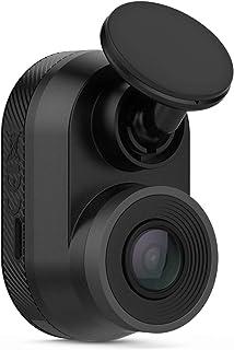 Garmin Dash CAM Mini - Cámara de salpicadero con Lente Gran Angular de 140 Grados y grabación en vídeo HD 1080p