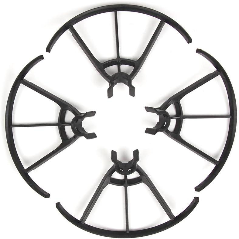 PENIVO 4Pcs/Set Protector Mini Drone Propeller Part, Propeller Guard for DJI Tello Drone Accessories