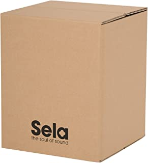 Sela SE 088 Carton Mini-with Snare Sound, Instructions and Cajon Method-Ideal for Groups, Events or workshops