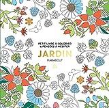 Le petit livre de coloriages : Jardin