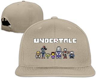 AAWODE Unisex Undertale Hats Caps