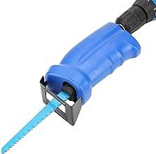 Piezas de sierra eléctrica recíproca, adaptador de sierra recíproca, mango ergonómico para corte de metal de madera en casa de fábrica
