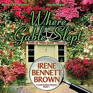 Where Gable Slept audiobook cover art