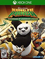 Kung Fu Panda Showdown of Legendary Legends (輸入版:北米) - XboxOne