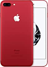 Apple iPhone 7 Plus, Boost Mobile, 128GB - Red (Renewed)
