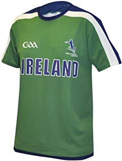 Endurance Top - Green Polyester Athletic Jersey
