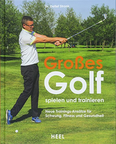 Großes Golf spielen und trainieren: