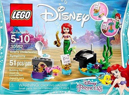 Bagged LEGO Disney Ariels Underwater Symphony 30552