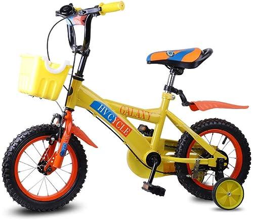 comprar mejor Defect Bicicletas Infantiles Infantiles Infantiles Bicicleta de 12 Pulgadas al Aire Libre Deportes Infantil Adecuado para 3-5 años de Edad Niños y niñas Aluminio pie Bicicleta  Felices compras