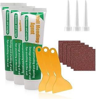 Muur Mending Agent,Weerbestendig Muur Crack Filler Pasta Cream,Zelfklevende Gipsplaten Reparatie Putty voor Sneldrogend Pa...
