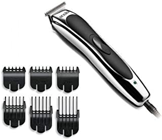 Andis CORD/CORDLESS Mens Hair Trimmer with T-BLADEand BONUS FREE OldSpice Body Spray Included