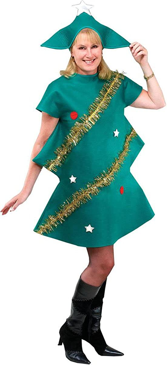 Women's Deluxe Funny Christmas Elf Fancy C Dress Party Al sold out. Xmas Tree Sales