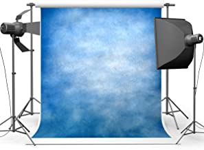 Portrait Texture Photo Backdrop Light Brown Background for Photography Studio H x10ft W Kackool 6.5ft