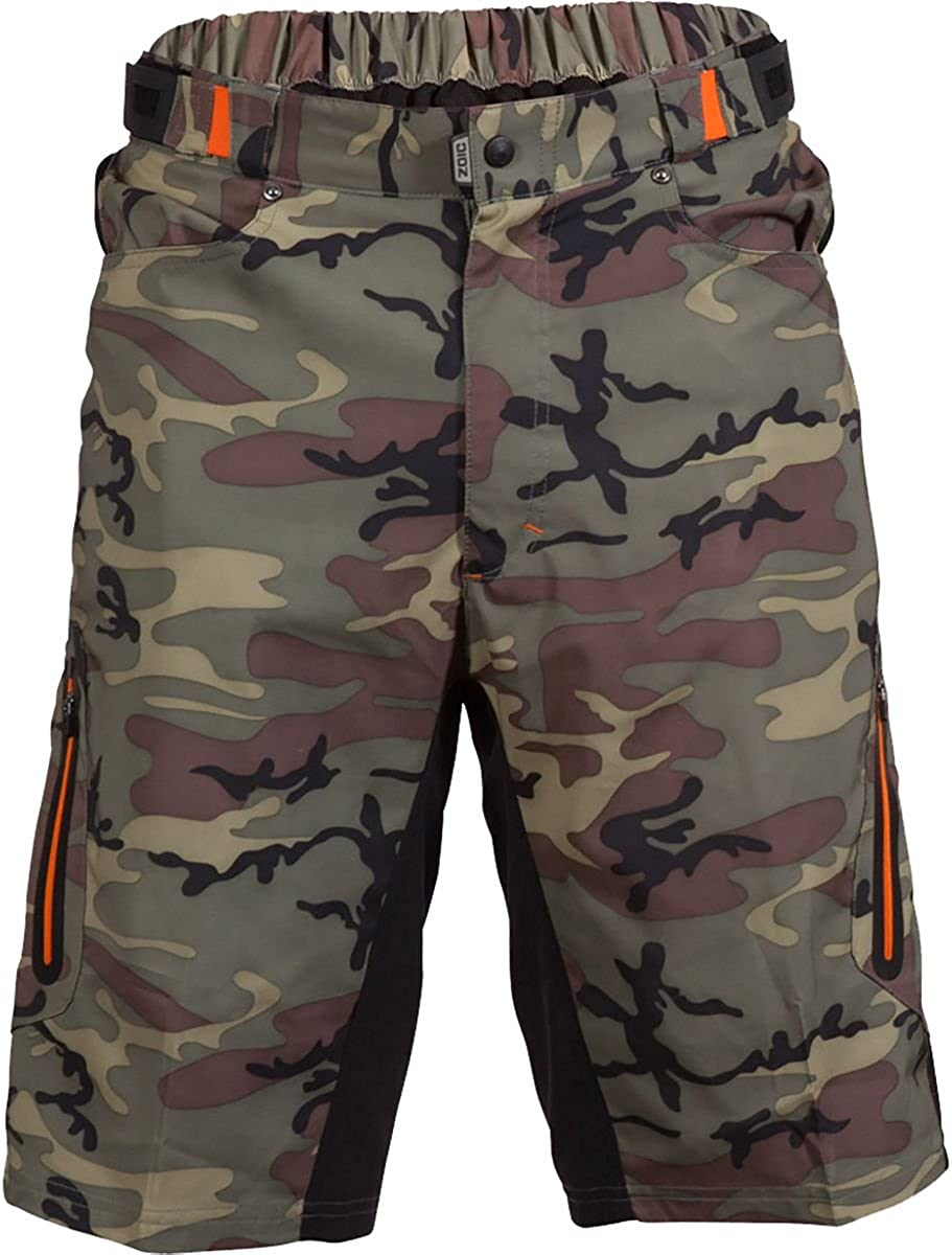 Max 84% OFF New mail order ZOIC Ether Camo Short - Men's