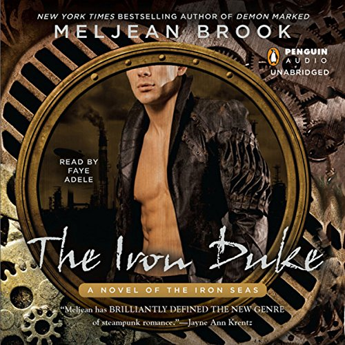 The Iron Duke audiobook cover art