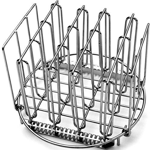 LIPAVI Sous Vide Rack – Model R20, Stainless...