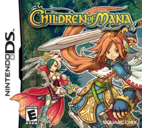 Children of Mana, Nintendo DS, [edición US]