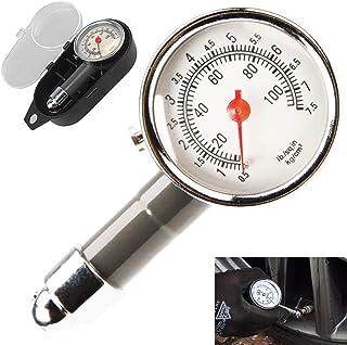 Tumao Medidor de Presión Neumáticos - Manómetro Presión