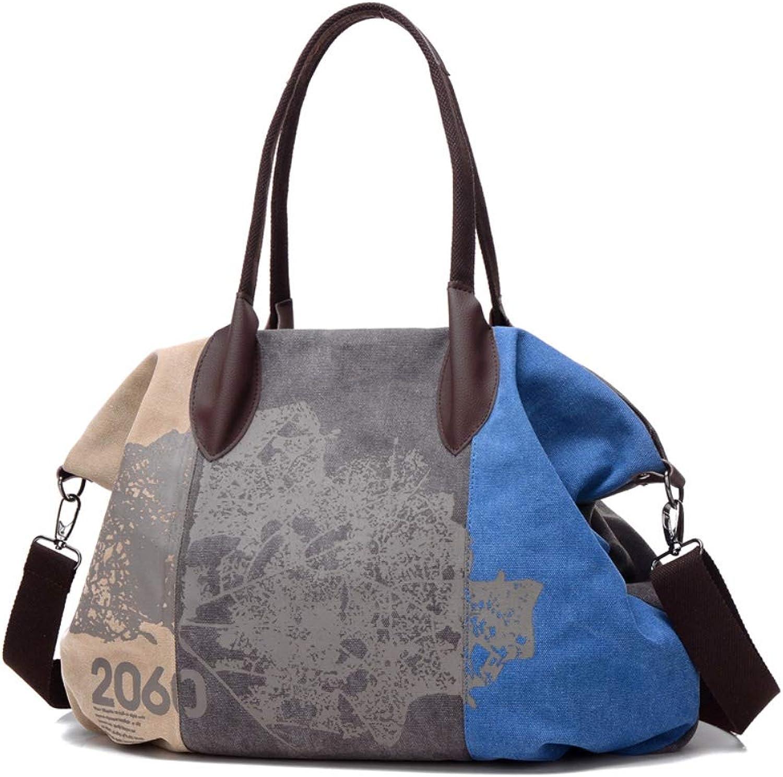 MANYIP Damen Henkeltaschen,Handtaschen & & & Schultertaschen, Große Kapazität,Top-Griff-Taschen mit abnehmbarem verstellbarem Schultergurt. Leinwand Handtaschen. B07NQDY74N  Viel Spaß 7c3c3e
