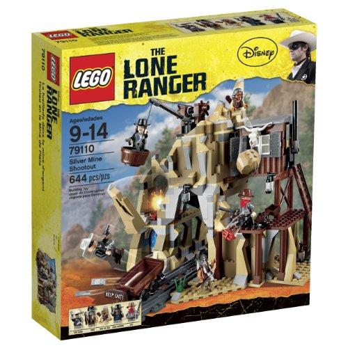 LEGO Lone Ranger 79110 Silver Mine Shootout Lego Lone Ranger (japan import)