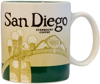 Starbucks San Diego Cup Coffee Mug Collector Series