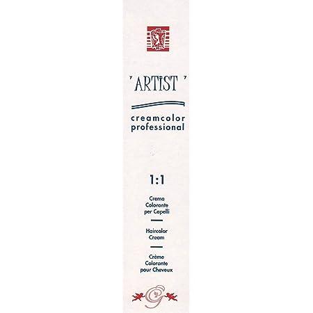 Tinte de Pelo Profesional Rubio Oscuro Natural Intensos con Amoníaco 6/003 Permanente 100ml Made in Italy