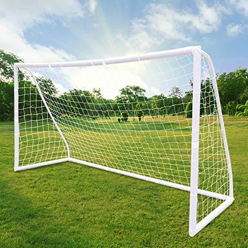 ORIENTOOLS Porta da Calcio in UPVC 30,5 x 15,2 m