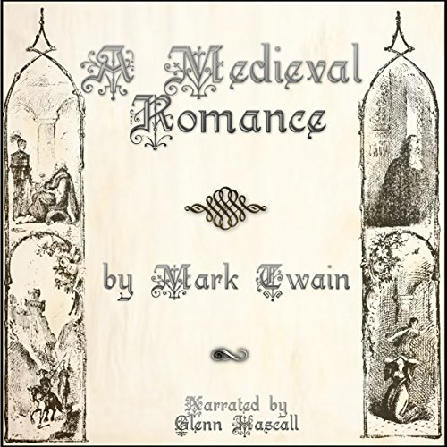 A Medieval Romance audiobook cover art