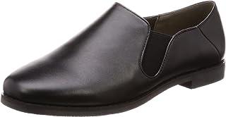 [リバティー ドール] マニッシュな雰囲気'で様々なスタイルに合わせやすい今年のマストアイテム おじ靴 マニッシュスリッポンシューズ 5515