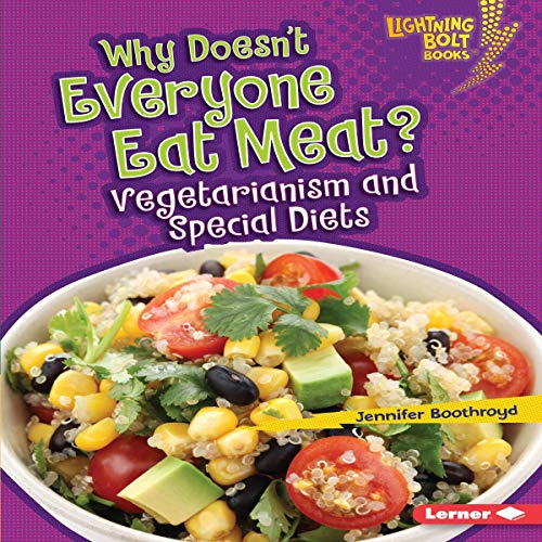 Why Doesn't Everyone Eat Meat? cover art