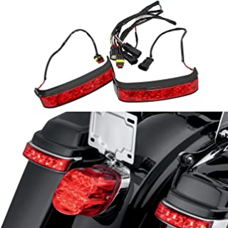 Best harley davidson saddlebag lights Reviews