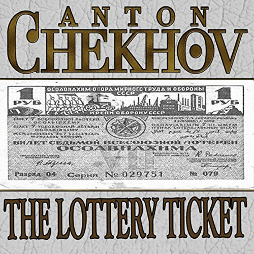 The Lottery Ticket audiobook cover art