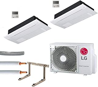 Aire Acondicionado Juego completo multisplit LG de 1Vía láser 2x 2,6kw