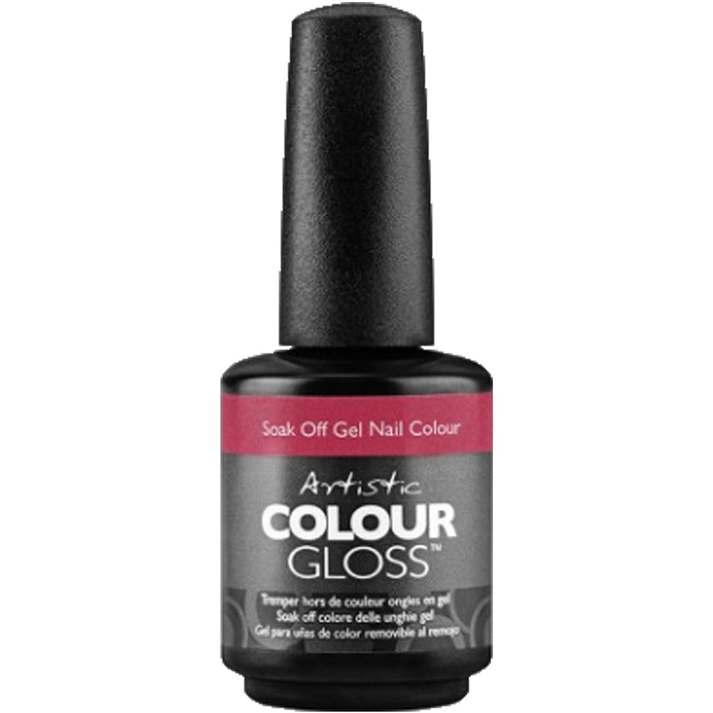 賭け保証金標準Artistic Colour Gloss - Falling in Lust-er - 0.5oz / 15ml