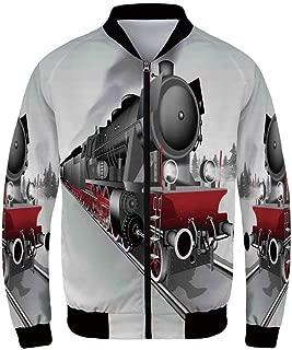 Best red engine jean jacket Reviews