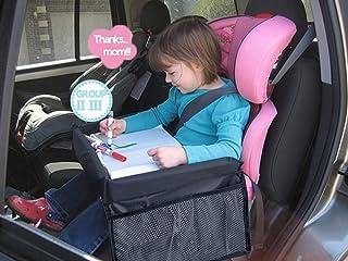 9004221a3 MuStone Bandeja de viaje para niños, bandejas de bocadillos para niños,  bandeja de juego