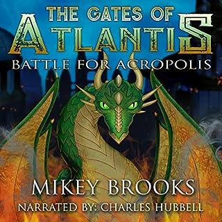 Battle for Acropolis cover art